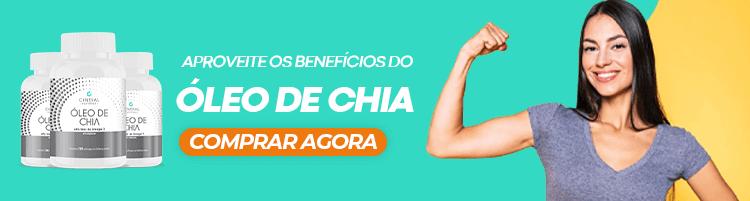 Óleo de Chia Central Nutrition